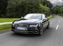Тюнинг Audi S7 Sportback от ABT