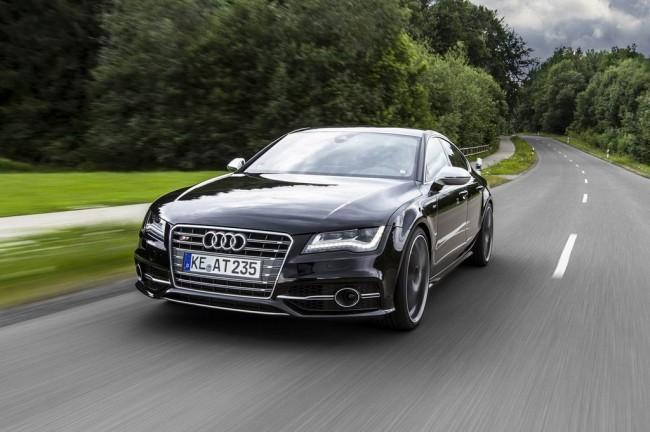 Audi S7 от тюнинг ателье Abt Sportsline