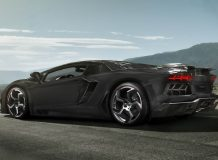 Фото Lamborghini Aventador Carbonado