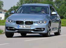 Гибридная BMW 3-Series F30 фото