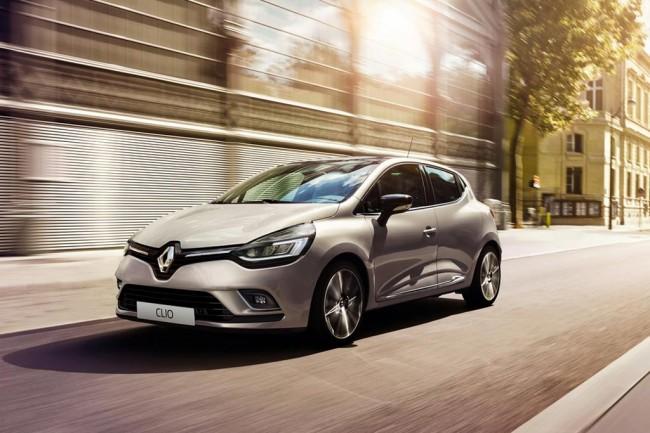 Renault Clio Initiale Paris 2017