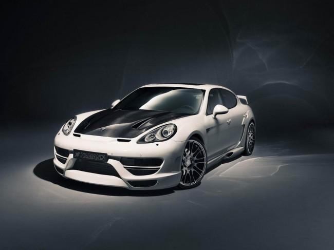 Hamann Cyrano Porsche Panamera Turbo