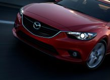 Mazda показала внешность новой шестреки