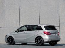 Новый Mercedes B 2012 года