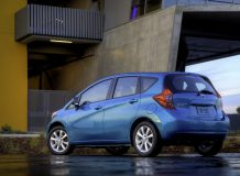 Nissan Note 2015 фото