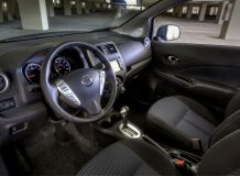 Фото салона Nissan Note 2