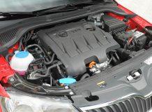 Двигатель Skoda Rapid фото