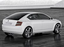 Фото Skoda VisionD Concept