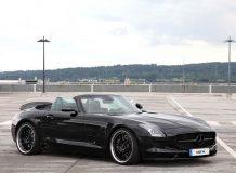 Диски на Mercedes SLS AMG Roadster