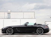 Фото тюнинг Мерседес SLS AMG Roadster