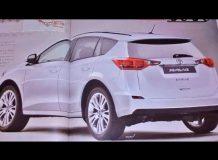 Первое изображение новой Toyota RAV4 2013