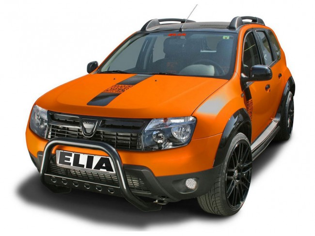 Renault Duster Color Concept