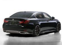 Диски на Lexus GS от ателье WALD