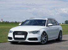 Фото тюнинг Audi A6 Avant