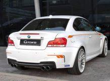 Тюнинговая BMW 1-Series M Coupe фото