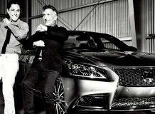 Обновленный Lexus LS 2013