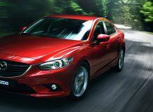 Новая Mazda6 2013