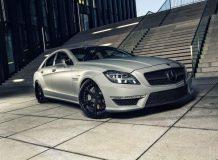 Диски на Mercedes CLS 63 AMG фото
