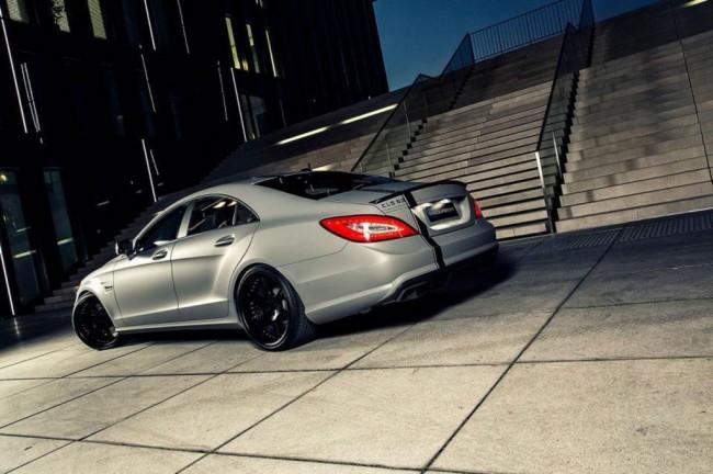 Тюнинг Mercedes-Benz CLS 63 AMG от ателье Wheelsandmore