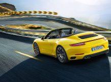 Porsche 911 Cabriolet 4S 2016 фото