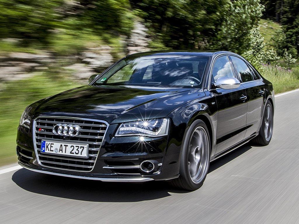 Фото тюнинг Audi S8 от ABT