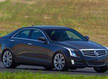 Фото седана Cadillac ATS 2013