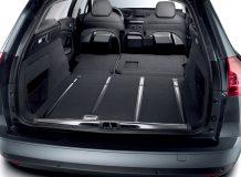 Багажник универсала Ситроен С5