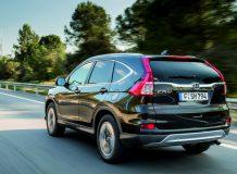Honda CR-V 2015 фото
