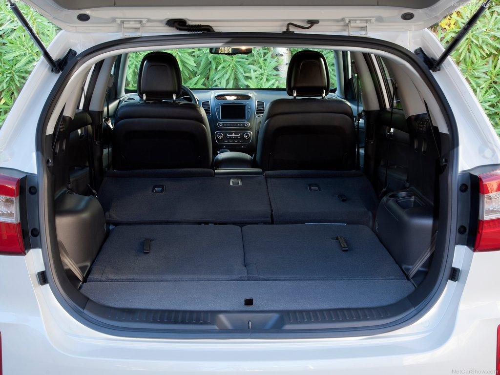 Багажник Kia Sorento 2