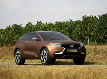 Концепт Lada XRAY от АвтоВАЗа