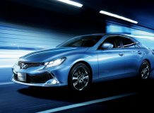 Новая Toyota Mark X 2016-2017 фото