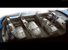Интерьер Nissan Pathfinder IV