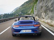 Фото Porsche 911 Carrera 4 Cabriolet 2015