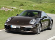 Porsche 911 Carrera 4S Coupe 2015