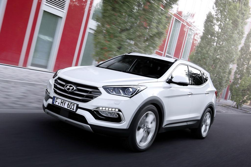Hyundai Santa Fe Prime 2018