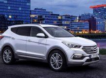 Hyundai Santa Fe Prime 2017 фото