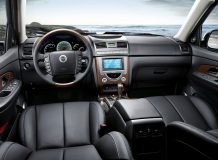 Фото салона SsangYong Rexton II