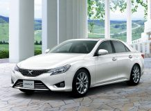 Фото Toyota Mark X 2013