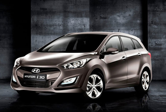Hyundai i30 Wagon фото