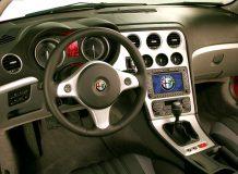 Фото салона Alfa Romeo Brera