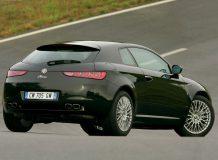 Автомобиль Alfa Romeo Brera
