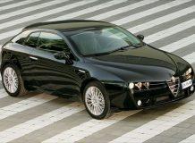 Авто Alfa Romeo Brera фото
