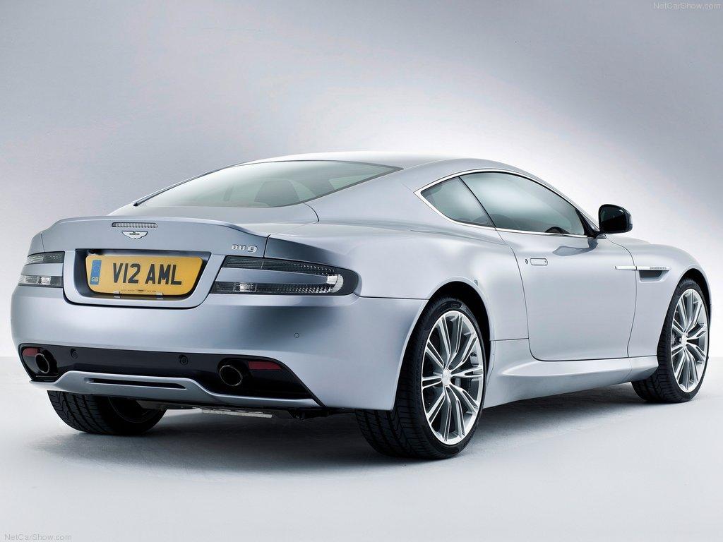 Фото Aston Martin DB9 Coupe 2013