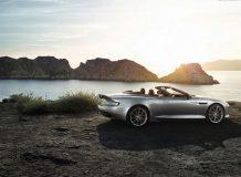 Новый Aston Martin DB9 кабриолет 2013