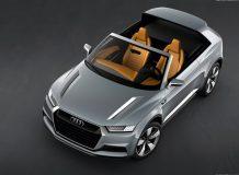 Audi Crosslane Concept фото