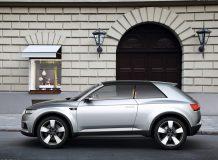 Концепт Audi Crosslane 2012 фото