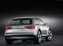 Фото Audi Crosslane Concept 2012