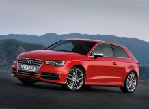 Фото новой Audi S3 2015