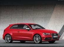 Автомобиль Audi S3 2015 фото