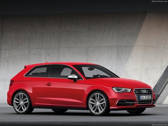 Фото Audi S3 (8V)